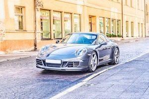 Porsche – une brève histoire vintage