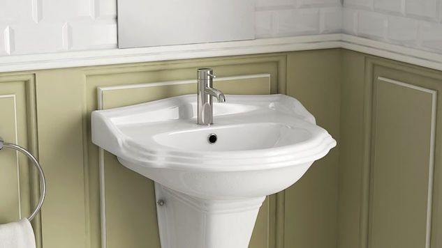 Quelle hauteur pour lavabo salle bain ?