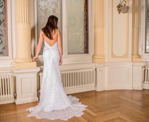 Concevez votre propre robe de mariée