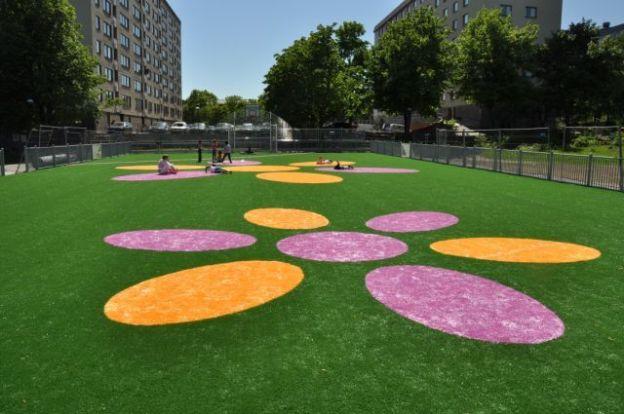 Rendre son jardin très esthétique avec une pelouse artificielle