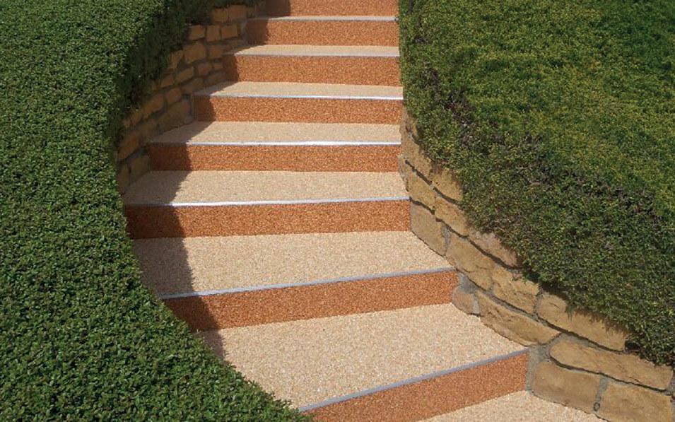 Solutions de rechange à la moquette dans les escaliers