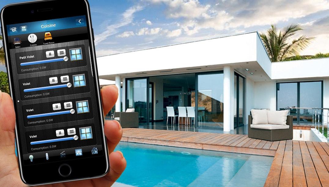 La maison intelligente : alliance entre modernité et sécurité