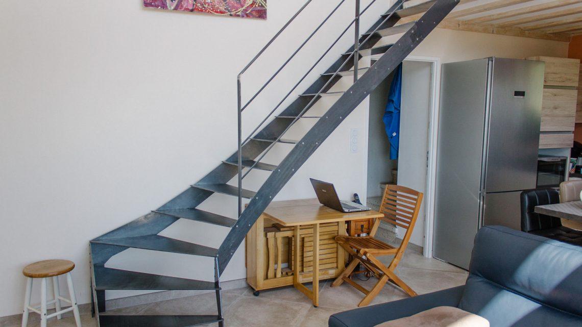 Tous les points forts de choisir un escalier en kit