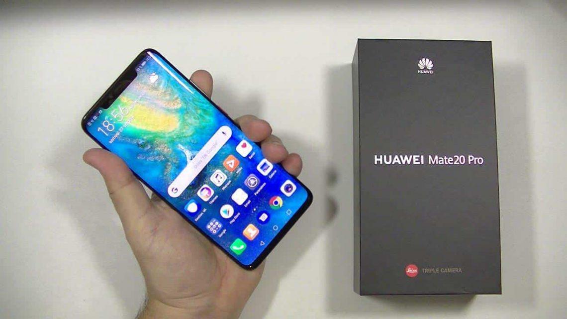Huawei Mate 20 Pro: qualité des images